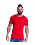 Футболка JOR 0803-BASIC-T-SHIRT-RED