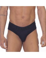 Слипы LEADER LUXURY-BRIEF-BLACK