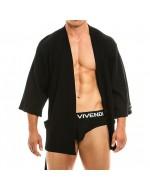 Халаты Modus Vivendi 02953_BLACK