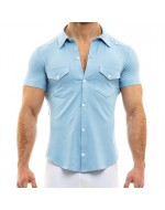 Рубашки Modus Vivendi 05041_LIGHT-BLUE
