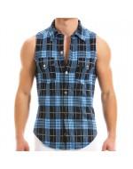 Рубашки без рукавов Modus Vivendi 12932_BLUE