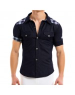 Рубашки Modus Vivendi 12941_BLUE