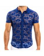 Рубашки Modus Vivendi 16941_BLUE