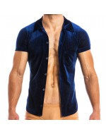Рубашки Modus Vivendi 17841_BLUE