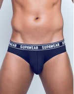 Слипы SUPAWEAR WOW-BRIEF-BLACK
